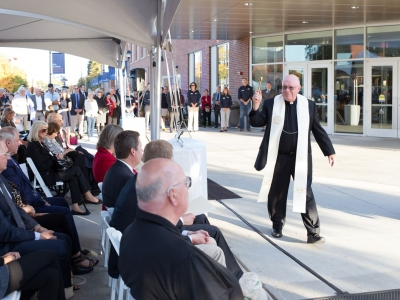 Hemmingson Center Dedication ( Photo by Rudy Bermúdez )