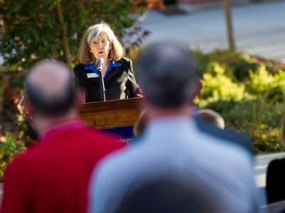 Hemmingson Center Dedication ( Photo by Ryan Sullivan )
