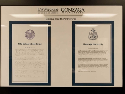 UW-GU Medical School Open House